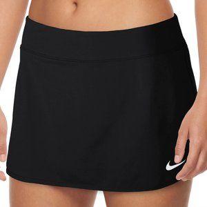 NWT Nike Dri-Fit Tennis Skort Skirt XL Black